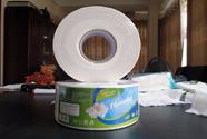 Giấy vệ sinh cuộn lớn 500g